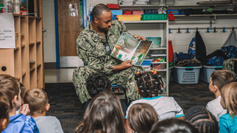 military books for kids
